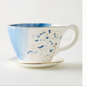 NWT Anthropologie Mimira Pour-over coffee maker